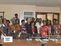 FAO Training of Trainers Accra