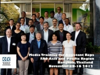 FAO Executive Coaching Bangkok