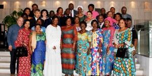 UNFPA Women Leaders- DRC- June 2016
