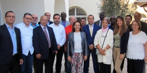 Atelier Formation des Medias Afrique du Nord de la Bad- Tunis- October 2017