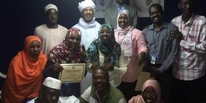 Radio Production for UNAMID- Al Fashir- August 2017