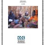 Final Report Niger Study